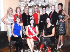 2012 Mrs. Nebraska Titleholders Christmas Party