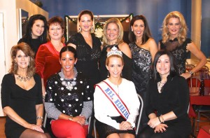 2013 Mrs. Nebraska titleholders Christmas party